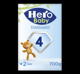 Hero Baby Standaard Peutermelk 4 (2+jr)
