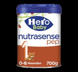 Hero Baby Nutrasense pep 1 (0-6mnd)