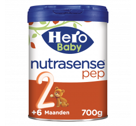 Hero Baby Nutrasense pep 2 (6+ mnd)