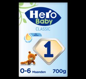 Hero Baby Standaard Classic zuigelingenvoeding 1 (0-6mnd)