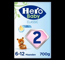 Hero Baby Standaard Classic opvolgmelk 2 (6-12mnd)
