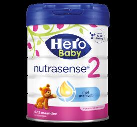 Hero Baby Nutrasense opvolgmelk 2 (6-12mnd)