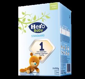 Hero Baby Standaard zuigelingenvoeding 1 (0-6mnd)