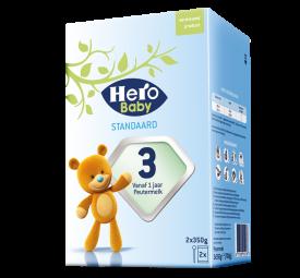 Hero Baby Standaard Peutermelk 3 (1+ jr)